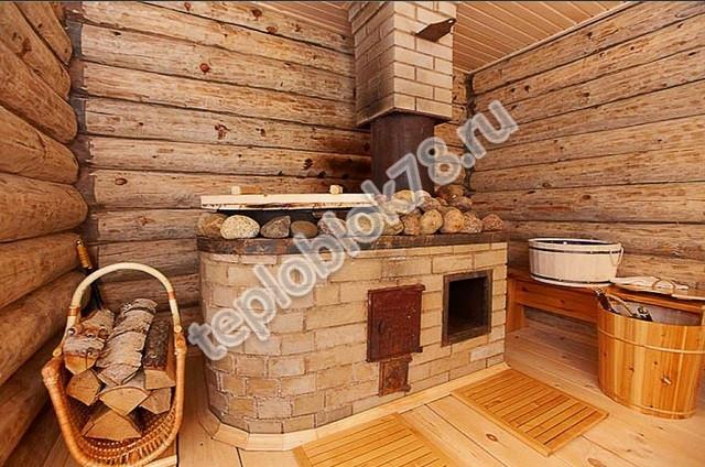 дешевле строить баню из